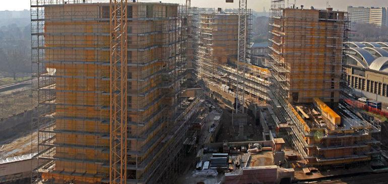 DL Edifici legno X-lam Via Cenni Milano (Tekne s.p.a.)