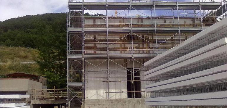 Progetto edificio housing sociale M2 (Tekne s.p.a.)