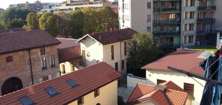 Progetto ristrutt. fornace e nuovi edifici via Thaon de revel Milano (A&G s.r.l.)r